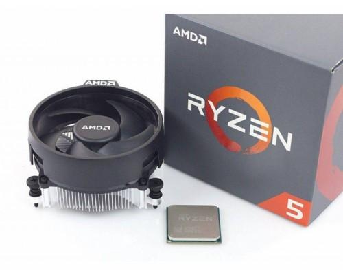 Процессор socket-AM4 AMD Ryzen 5 2600 (BOX)