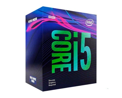 Процессор Intel Core i5-9400F LGA1151 (OEM) v2 без встроенного видео