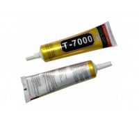 Клей для вклейки модулей T-7000 Черный 50 мл. ZHANLIDA