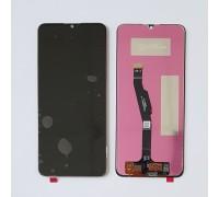 Дисплейный модуль для телефона Huawei Honor 9A (MOA-LX9N) черный