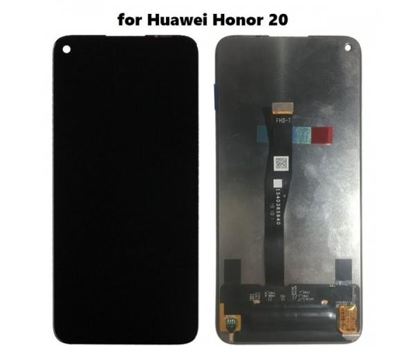 Дисплейный модуль для телефона Huawei Honor 20/Honor 20 Pro/Nova 5T черный