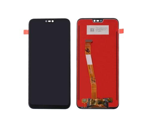 Дисплейный модуль для телефона Huawei P20 Lite/Nova 3e/ANE-LX1 черный