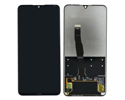 Дисплейный модуль для телефона  Huawei P30 Lite/Honor 20S/Nova 4E (MAR-LX1M) черный