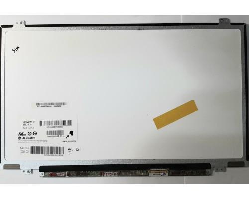 Матрица LP140WH2(TL)(L1) 15,6 1366x768 40 pin SLIM LED бу