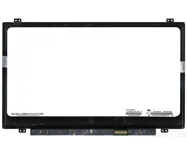 """Матрица N140BGE-EB3 Rev. C2 14"""", 1366x768, глянцевая, 30 pin, LED"""
