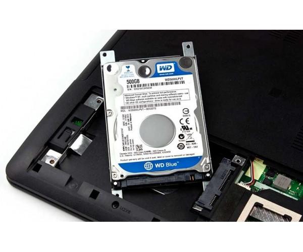 Услуга по установке HDD 500GB диска плюс установка и настройка OS