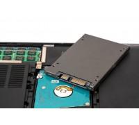 Услуга по установке SSD 120GB диска плюс установка и настройка OS