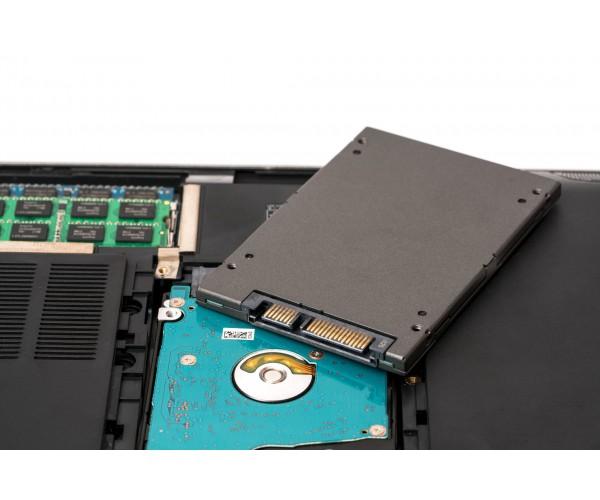 Услуга по установке SSD 240GB диска плюс установка и настройка OS
