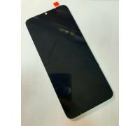 Дисплейный модуль для телефона Xiaomi RedMi 9A черный