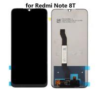 Модуль для телефона Xiaomi RedMi Note 8T черный ОРИГИНАЛ