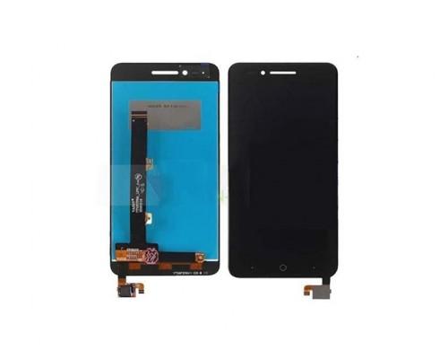 Дисплейный модуль для телефона  ZTE Blade A610 черный