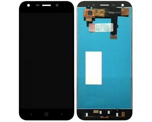 Дисплейный модуль для телефона  ZTE Blade A6 черный