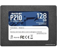"Жесткий диск SSD Patriot 128Gb P210 [P210S128G25] 2,5"" SATA III"