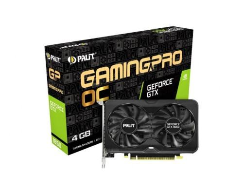 Видеокарта Palit GeForce GTX 1650 Gaming Pro 4GB GDDR6
